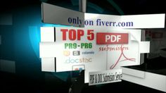whitehatseo10: offer premium PDF Submission service, manually for $5, on fiverr.com #SEO #FortLauderdale #Florida