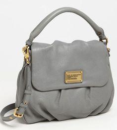 Marc Jacobs grey little ukita bag
