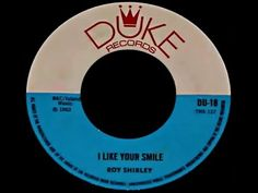 "Roy Shirley ‎– I Like Your Smile   https://www.youtube.com/channel/UCCnCT_l04Q9r9ST7ZBR5wyA?sub_confirmation=1 Duke Records ‎– DU-18 (B) UK 1969 (A)SIDE ""Roy Shirley ‎– Life"""