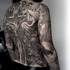 Image result for religious tattoo