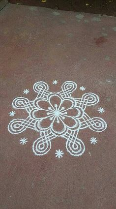 Simple Rangoli Designs Images, Rangoli Designs Latest, Rangoli Designs Flower, Rangoli Border Designs, Colorful Rangoli Designs, Rangoli Designs Diwali, Kolam Rangoli, Flower Rangoli, Beautiful Rangoli Designs