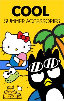 Official Home of Hello Kitty and Friends - Sanrio.com
