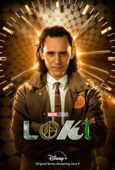 #Loki #LokiSeries #TomHiddleston Marvel E Dc, Disney Marvel, Marvel Avengers, Marvel Room, Mundo Marvel, Loki Tv, Thor, Dc Movies, Marvel Movies