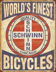 Anybody who was somebody had a Schwinn bike.