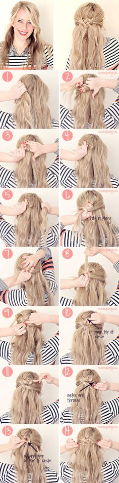 Tried it and it actually does work; doesn't slip out or anything; no hair accessories required