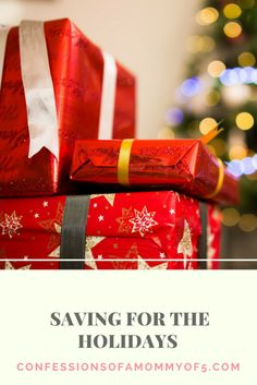 Save money on holiday gift shopping! - Confessions of A Mommy of 5