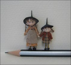 Adora Bella Minis: 48th Scale Characters finished for this weeks Sales