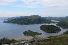 Eilean Shona, known to many as Neverland, is a stunning island with a population of just two