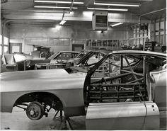 Holman Moody 1968 Nascar Racing, Racing Team, Auto Racing, Le Mans, Ferrari, Mercury Montego, Tube Chassis, American Stock, Amc Javelin
