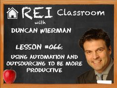 In today's show, Duncan Wierman discusses how to implement automation within a lead generation system.
