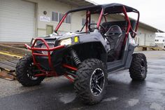 Our show RZR is up for sale. It is a 2011 Polaris RZR-S filled with Vent Racing goodies.