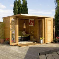 Backyard Summerhouse