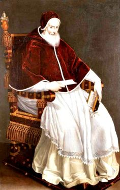 "Saint Pope Pius V. ""All the evils of the world are due to lukewarm Catholics."""