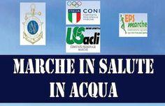 """Parte da San Benedetto del Tronto """"Marche in salute in acqua"""""""