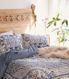 Beautiful bed frame