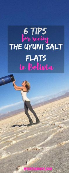 6 Tips for Seeing Bolivia's Uyuni Salt Flats! - Crucial if you're crossing the border! - MyLifesAMovie.com