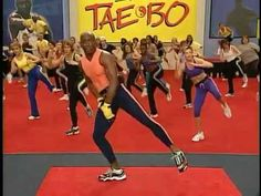 Billy Blanks Workout Videos