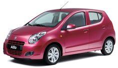 Suzuki Alto Pink Cars