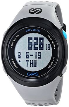 Soleus Unisex SG100077 GPS FIT Fitness Digital Watch >>> Click image to review more details.Note:It is affiliate link to Amazon. #commentback