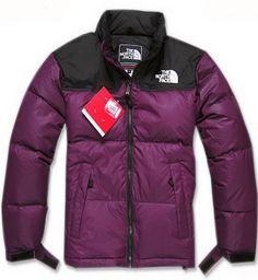 North Face Homme Nuptse Purple Veste North Face Sale, North Face Coat,  Cheap North 2bcb0cd61f0