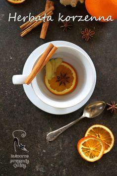 Zimowa herbata korzenna | Kulinarne przygody Gatity - przepisy pełne smaku Eat, Tableware, Dinnerware, Tablewares, Dishes, Place Settings