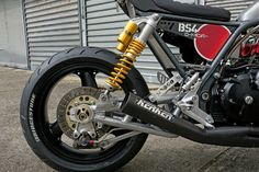 The Bad Seeds 'Road Bomber' is probably the best use of an old CBX