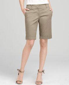 Cotton Walking Shorts