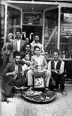 Fish Market, #Beirut #Lebanon [1931]