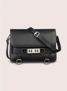 Proenza Schouler - PS11 Classic Lacquer - Black