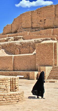Chogha Zanbil, Iran - the original ziggurat