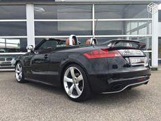 Audi tt rs 2.5 tfsi 340 ch - 2011 - 66 811 km -