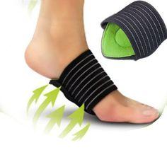 04e52968cc Plantar Fasciitis Arch Sleeve pad arch support orthopedic insoles 1pair  Fibromyalgi, Accessories, Zapatos,