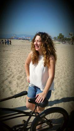 #beach #cruisin' from Venice to Malibu #lookmomnohands