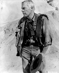 Lee Marvin as Rico Fardan in The Professionals, 1966 Hollywood Icons, Hollywood Stars, Classic Hollywood, Old Hollywood, Hollywood Pictures, Beau Film, Western Film, Western Movies, Classic Movie Stars