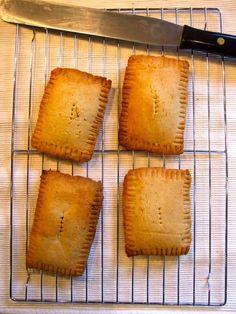 Gluten- sugar- and egg-free pop-tarts