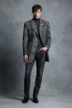 Michael Kors - Fall 2015 Menswear