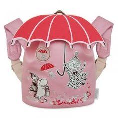 Moomin backpack!!!!