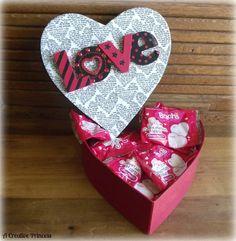 A Creative Princess: Valentine's Gift Box