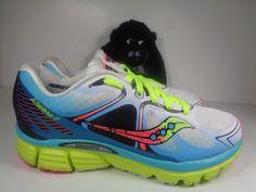 f3525f5f7843ca Womens Saucony Kinvara 6 Power Grid Running Training shoes size 7.5  S10282-1  Saucony  RunningCrossTraining