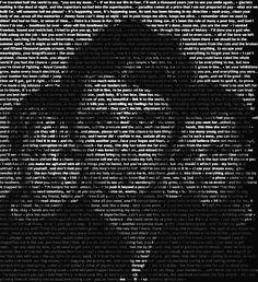Muse Lyrics Portrait by =cydoniaknight14