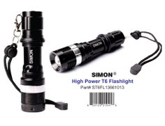 Best & Brightest Handheld Cree LED flashlight for under $30.00. Designed by law enforcement as a multipurpose use LED flashlight to tackle a variety of jobs. Check It Out Here--> http://www.simonflashlights.net/product/cree-led-flashlight-t6-pro/ Highest Quality, In Stock - Ships Today. Best Price $30.00