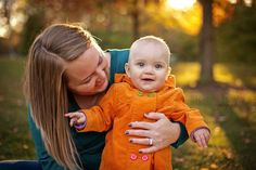 Fall mother and daughter session by Joanna Smith, Chicago area photographer http://www.joannasmithphotography.com #child photography