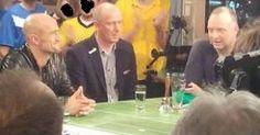 Frank Buschmann im Mobilat Fantalk. War bisher 2 Mal dort zu Besuch und hatte zwei grandiose Abende.