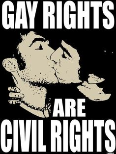 Should we all have all our civil rights?