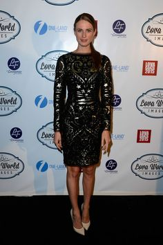 Julie Henderson attends the Lova World Images Closing Party during the 66th Annual Cannes Film Festival at Baoli Beach on May 22, 2013 in Cannes, France.