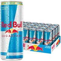 Red Bull Sugarfree Energy Drink Can 24 Pack of 250 ml Red Bull Drinks, Energy Drinks, Gourmet Recipes, Sugar Free, Vitamins, Canning, Vitamin D, Home Canning, Conservation
