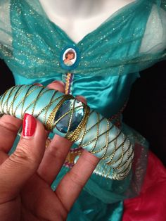 Disney's Aladdin | Princess Jasmine's DIY Headband