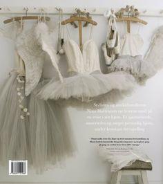 Ballet dresses by Dittekarina, Miniature assemblage art