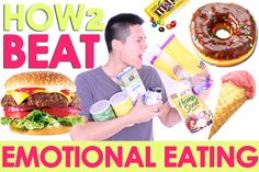How to Beat Emotional Eating!   http://youtu.be/96Dey4vA8Lo