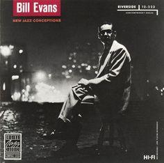 Bill Evans - 1956 - New Jazz Conceptions (Riverside)